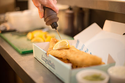 The Angelfish Chippy