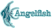 Logo representing The Angelfish at Angel Inn
